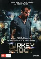 Turkey Shoot (Dominic Purcell) DVD R4 Brand New!