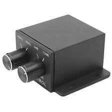 New Car Power Amplifier Audio Regulator Bass Subwoofer Equalizer Crossover  Y3Y5