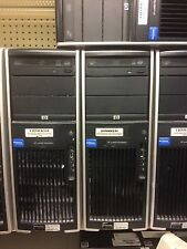 LOT OF 15 HP WORKSTATION XW4400-4600 NO HARD DRIVE NO MEMORY NOT TESTED FOR PART
