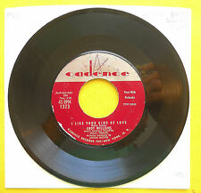 Andy Williams I LIKE YOUR KIND OF LOVE / STOP TEASIN' ME Cadence 45rpm 1957