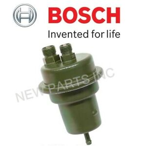 For Volvo 424 244 245 Fuel Injection Fuel Accumulator OEM 0438170001