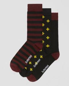 Dr. Martens 3 Pack Cotton Blend Socks L Fits UK 9 - 13 / EU 44 - 48