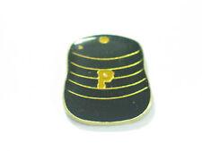 Pittsburgh Pirates Baseball Cap Vintage Enamel Lapel Pin Badge