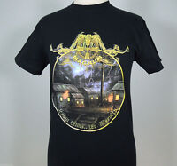 STONE MAGNUM From Time..To Eternity Men's Black T-Shirt L (R.I.P. Records) (NEW)