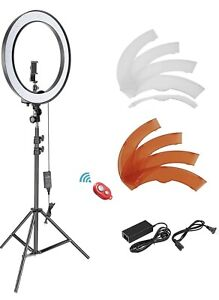 Neewer 18-Inch SMD LED Ring Light Dimmable Lighting Kit **SHIPS FAST**