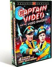 CAPTAIN VIDEO AND HIS VIDEO RANGERS/SUPER CIRCUS, VOL. 1 NEW DVD