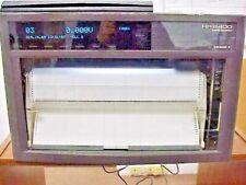 Yokogawa Hr2400 4082 Hybrid Color 30 Channels Chart recorder manual Guaranty
