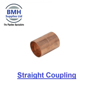 COPPER END FEED FITTINGS/PLUMBING FITTINGS/ELBOW/TEE/COUPLER/CAP. 15MM