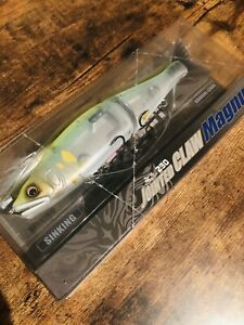 Gan Craft Jointed Claw 230 Magnum S - Kinokuni Lemon