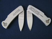 Masonic Pocket Knife