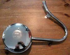 Pot Echappement TUM 80A CHROME (Neuf) Solex Velosolex 5000