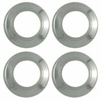 Coast to Coast IWCC3140X4WD Set of 2 Front Center Caps for Ford F-250/F-350 4WD