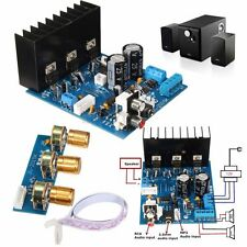 2*18W 2.1 Channel TDA2030A Module Mould Board Stereo Electronic Audio Amplifier