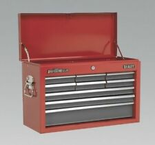 Sealey AP22509BB 9 Drawers Tool Chest - Red/Grey