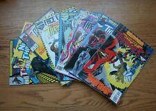 Night Thrasher Lot / 8 Comics Four Control 1 & 2 + 6 More 2 6 Marvel 1992-94
