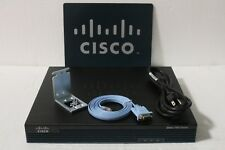 CISCO1921-SEC/K9 - Cisco 1921 2-Port Gigabit Router Cisco1921-T1SEC/K9 1 YR WRNT