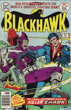 Blackhawk #250 comic 1977