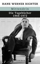 Geppert, Dominik - Mittendrin: Die Tagebücher 1966 - 1972