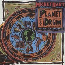 Audio CD Planet Drum (Limited Edition) - Hart, Mickey - Free Shipping