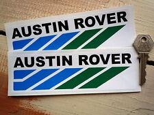 AUSTIN ROVER RACING STICKERS SD1 220GT Turbo Metro Mini