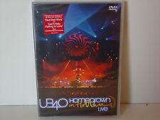 "*** DVD-UB 40"" Homegrown in Olanda-Live"" -2004 Warner Music Vision Nuovo/Scatola Originale ***"