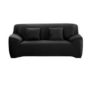 Stretch Sofa Covers for Living Room 14 Solid Colors Available 1/2/3/4 Seater
