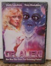 Dr. Alien (Dvd, 2013 Full) Rare 1989 Sci Fi Fantasy Brand New