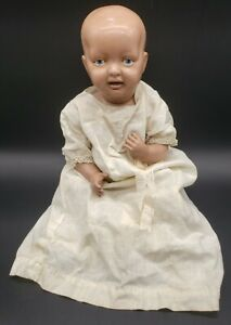 ANTIQUE PARSONS JACKSON CO. BISKOLINE BABY DOLL 1910-19 OHIO STORK TRADEMARK