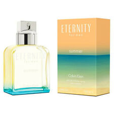 CALVIN KLEIN CK ETERNITY FOR MEN SUMMER 2015 EDITION 100ML SPRAY EAU DE TOILETTE