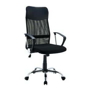 Office Desk Chair with Armrest Office Computer Chairs Ergonomic Executive Chair