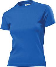 Hanes niña mujer Mujer Ajustado Spicy Camiseta - 10 Colores