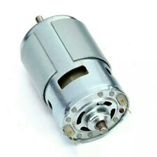 High-Power 775 DC Electric Spindle Moto Large Torque Motor 12-36 V JCSSUPER