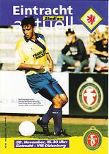 II. BL 91/92  Eintracht Braunschweig - VfB Oldenburg, 30.11.1991