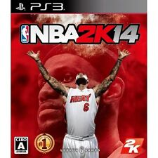 NBA 2K14 (Sony PlayStation 3, 2013) - us version new and sealed