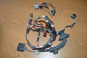 2001  DODGE CARAVAN/TOWN AND COUNTRY LEFT FRONT WIRE HARNESS