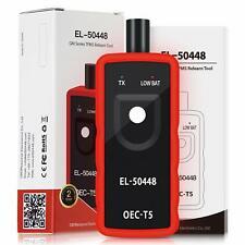 TPMS Reset Tool EL-50448 Auto Tire Pressure Monitor Sensor OEC-T5 For GM series