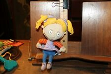 1997 Applause Rugrats Angelica Plush Angelica Pickles