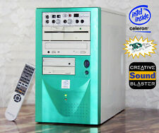 Dream Machine 1998 - 3Dfx Voodoo Banshee, Celeron 300A@450Mhz, 256MB RAM