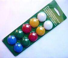 Kühlschrankmagnete Magnet Pinnwand Whiteboard Magnettafel Dauermagnete farbig