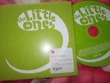 The Little Ones – Oh MJ!  Heavenly – HVN 166CDRP PROMO UK CD Single