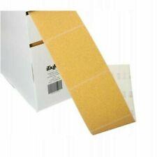 Schleifpapier auf Schwamm Schleifrolle 115 x125mm Soft Schaumstoff Korn 120-800