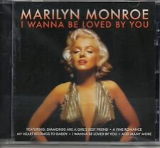☆☆☆ CD Marilyn MONROEI wanna be loved by you  ☆☆☆