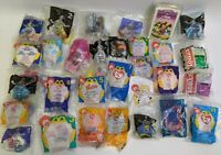 30 McDonalds Happy Meal Toys Most Sealed Lot