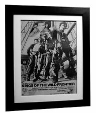 Adam & Ants+Kings Wild Frontier+Poster+Ad+Origin al 1980+Framed+Fast Global Ship