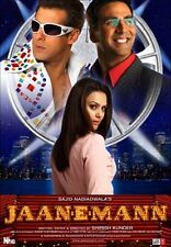 Jaan e mann - DVD (Salman Khan, Preity Zinta, Akshay Kumar) Bollywood