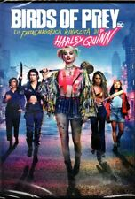 BIRDS OF PREY HARLEY QUINN DVD