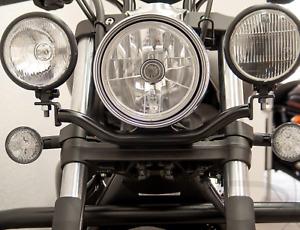 Fehling Motorcycle Light Mounting Bar For Yamaha XVS1300 Custom 2014-2016