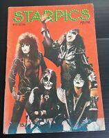 1980 KISS Cliff Richard Leif Garrett Donny Osmond Brooke Shields Book MEGA RARE!