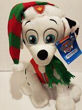 """Paw Patrol Marshal Dog Holiday Greeter Plush Christmas Toy-Decoration 21"""" Large"""