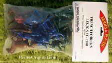 Armies in Plastic French Foreign Legion #1 Legionnaires Arabs Mounted 1/32 54mm